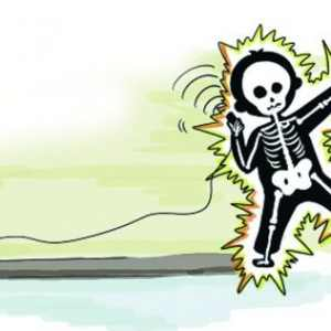 致命的漏电电流何时消?