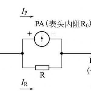 指针式万用表的测量原理
