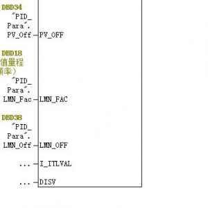 功能块FB41的功能及用法