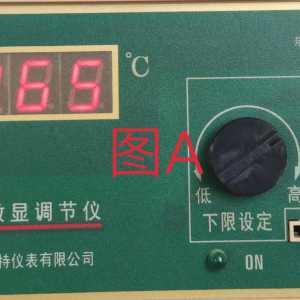 温控仪表的使用示例