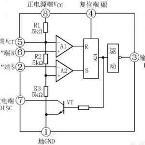 555时基电路的基本原理