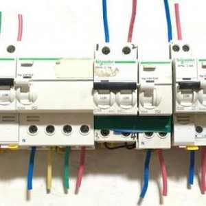 空气开关和漏电保护器怎么接线?左零右火?左火右零?老电工一个个接给你看