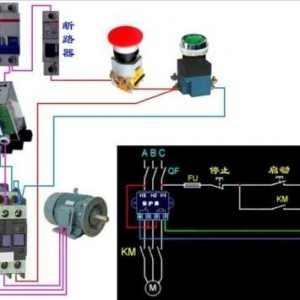 怎样看电气控制电路图?电气电路快速识图技巧