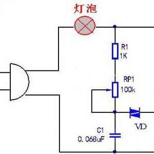 双向触发二极管与可控硅应用电路