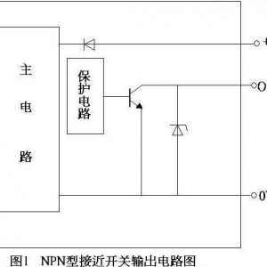 NPN和PNP型传感器接线及三线制和两线制的区别
