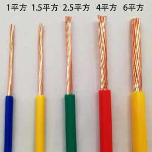 家庭电路中电线的选配?应该用多大的电线?