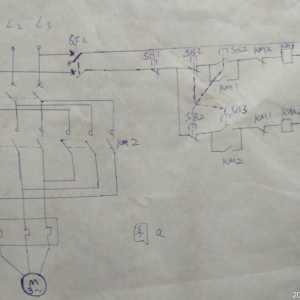 鼠笼式异步电动机正反转实例控制解析