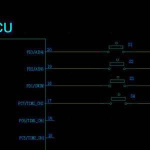 如何用一个单片机IO实现多个按键输入?