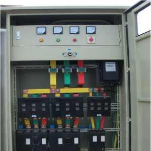 工地配电柜标准配置_工地临时配电箱接线
