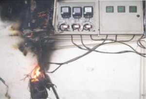 电气火灾发生时,电工从业者应该这样做!