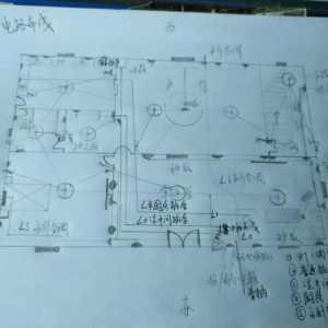 农村自建房/别墅水电预埋规范操作和注意事项