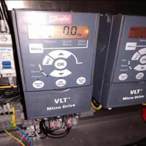 变频器故障代码AL13故障处理方法