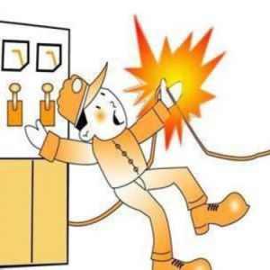 23岁电气作业人员触电死亡的思考