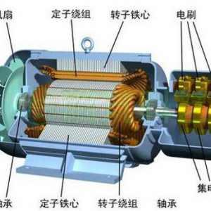 鼠笼型和绕线式三相异步电动机的区别