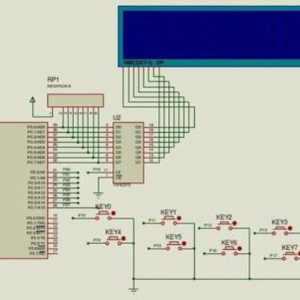 51单片机的内部结构及其功能作用