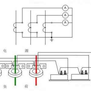 什么叫做电气接线图?怎样区分一次接线图和二次接线图?