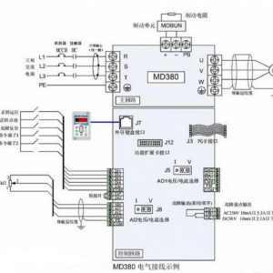 變頻器控制的電機按停止按鈕時,電機反而不受控制加速運行是什么原因?