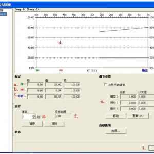 S7-200 SMART PLC中PID自整定和調試面板