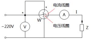单相功率和三相功率的测量方法及电路