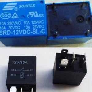 判断12伏直流继电器的好坏方法