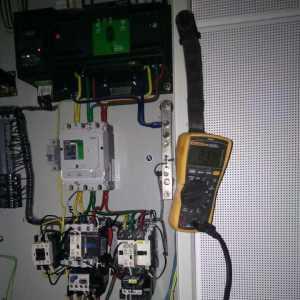一例加裝變頻器出現的假故障