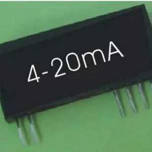 为什么采用4~20mA的电流来传输模拟量?