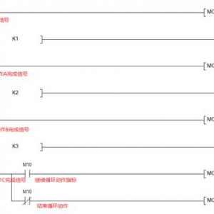 PLC顺序控制的编程方法