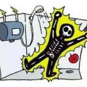 由浴室触电事故案例引发对浴室安全用电的思考