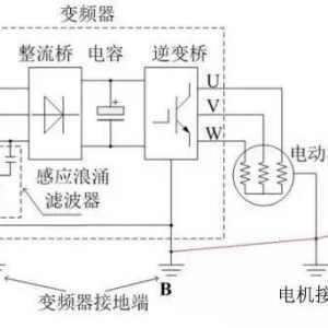 变频器控制线怎么接线?变频器接线方法图解