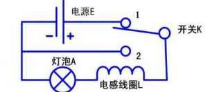 電感充放電的原理