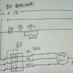 詳解簡單的電機控制線路