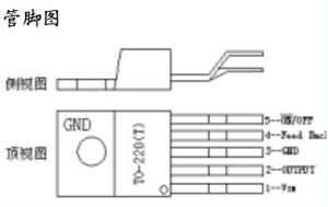 LM2596集成穩壓芯片的基本特性及應用