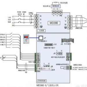 新购变频器如何正确调试设置参数