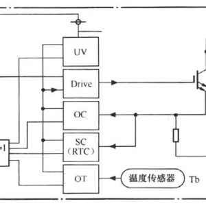 变频器常用智能功率模块IPM的主要特点及内部结构原理
