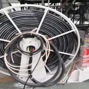 电旋转连接器在工业设备中的应用