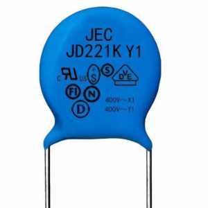 開關電源中X電容與Y電容的作用