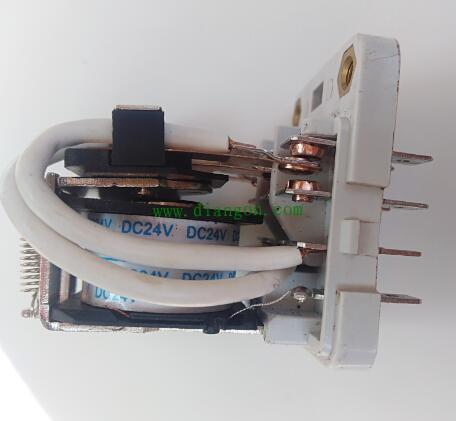 教你如何一招区分电压继电器和电流继电器