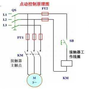 电路ω图看不懂?掌握这4种基本控制电路,初学大发快三看电路也不再难