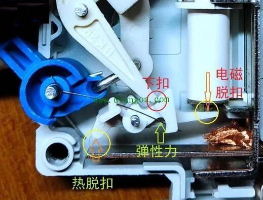 小型断路器的工作原理_小型断路器的工作原理-小型断路器是什么?
