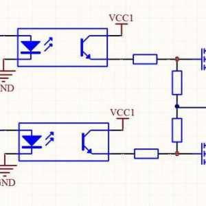 使用可控硅三極管MOS管的單片機控制220V交流電通斷電路圖解