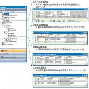 三菱PLC编程之标签的设置