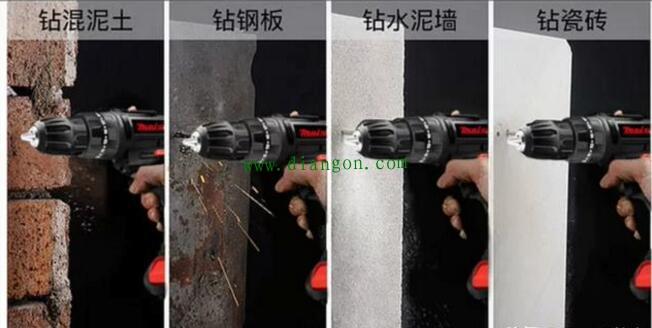 有刷电动工具和无刷电动工具的区别