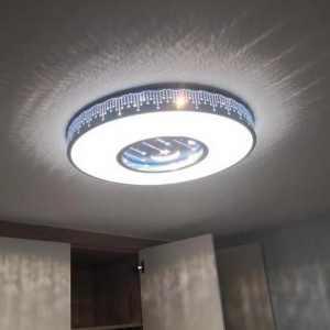 卧室装修用什么类型的灯比较好看?好看的卧室吊顶效果图