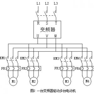 变频器外部主电路与公用直流母线解析