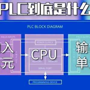PLC到底是干什么的?