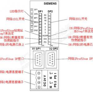 西门子DP Coupler模块使用方法图解