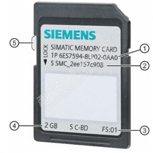 西门子S7-1500存储卡的选择和使用