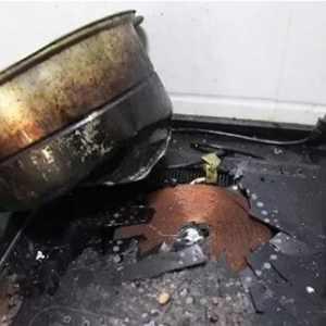 一家人正吃著電火鍋為啥就突然爆炸了呢