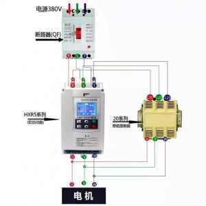 軟啟動器旁路接觸器如何判斷?